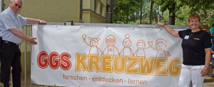 Schulfest der GGS Kreuzweg Schule